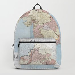 Geography And Geology Of The Himalayas - 1933 Backpack
