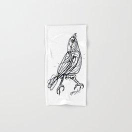 Chin Up Little Buttercup #Abstract #Pollock #society6 #decor #buyart by Lena Owens @OLena Art Hand & Bath Towel