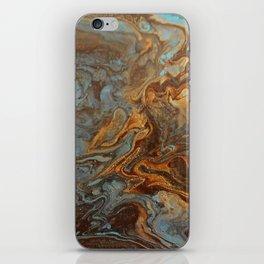 Caramel Blend 3 iPhone Skin