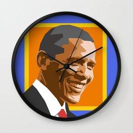 Barack Wall Clock