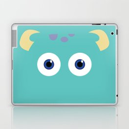 PIXAR CHARACTER POSTER - Sulley 2- Monsters, Inc. Laptop & iPad Skin