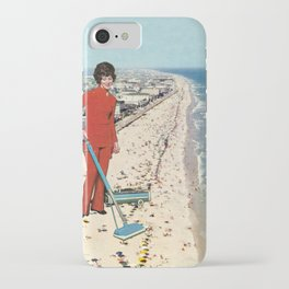 Dry Cleaning iPhone Case