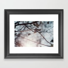 hanging Framed Art Print