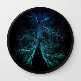Aqua Lungs Wall Clock