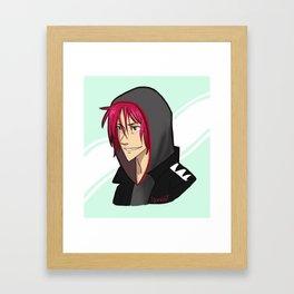 Rin Matsuoka Framed Art Print