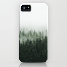 High And Low iPhone Case