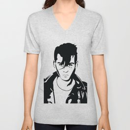 Johnny Depp | Cry Baby Unisex V-Neck