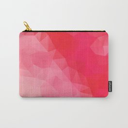 """""""Red queen"""" geometric design Carry-All Pouch"""