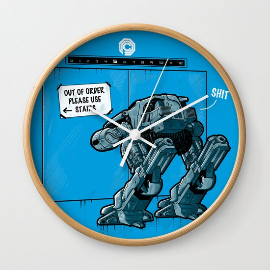 NOW WHAT? Wall Clock