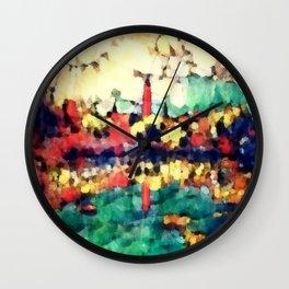 Hegemony:  The Dawn Lighthouse Wall Clock