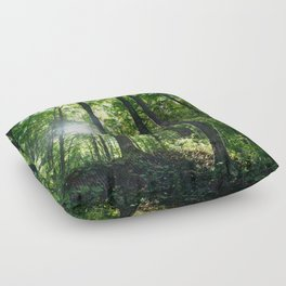 Fear Nothing Floor Pillow