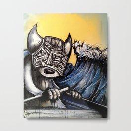 Adrift Metal Print