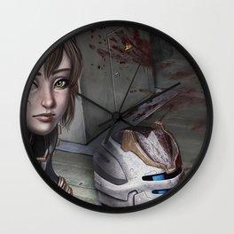 Dead Space: Splatter Isaac Wall Clock