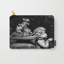 The cherub and the mice Carry-All Pouch