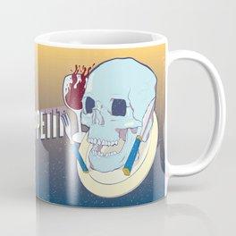 Skullture: Bone Appetit Coffee Mug
