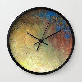 Vessel 50 Wall Clock