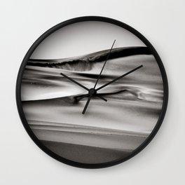 Desert Sands X Wall Clock