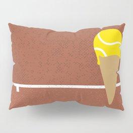 Tennis Ice Cream Pillow Sham
