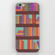 Books II iPhone & iPod Skin