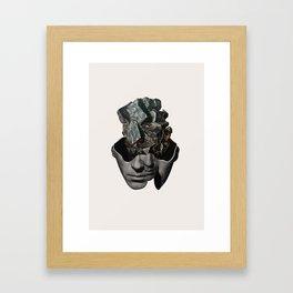 Korsakoff's syndrome Framed Art Print