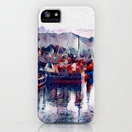 Irish Sea iPhone Case