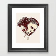In Tyler We Trust Framed Art Print