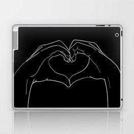 cœur Laptop & iPad Skin