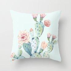 Cactus 2 #society6 #buyart Throw Pillow