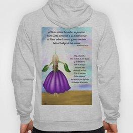 Flor del cielo - Deuteronomio 28, 12 Hoody