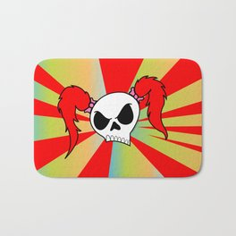 Rock-N-Roll Brat Bath Mat
