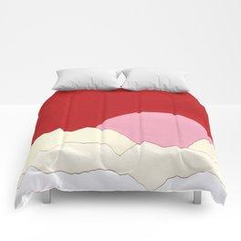 Sunset Styria Comforters