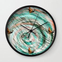 Les aventures du coq [1] Wall Clock