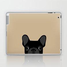 French Bulldog - Black on Tan Laptop & iPad Skin
