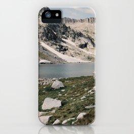Lake Solitude iPhone Case