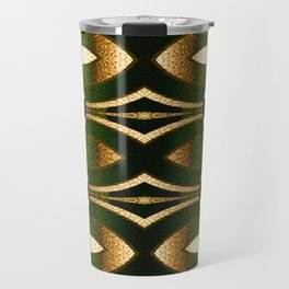 Stained Glass Collection II Camouflaged Travel Mug