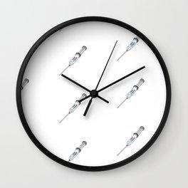 Vieillir Wall Clock