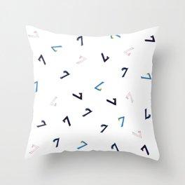 MOTS 7 Throw Pillow