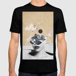 collage art / Wild Nature T-shirt
