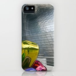 Guggenheim Museum, Bilbao, Spain iPhone Case