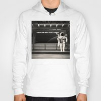 astronaut Hoodies featuring Astronaut by eARTh