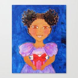 Zuri Canvas Print