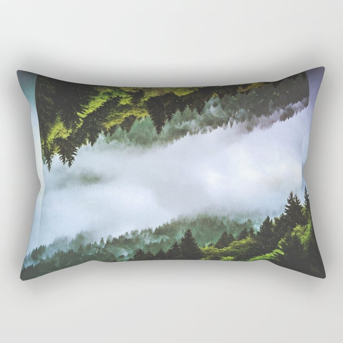 Fractions A50 Rectangular Pillow