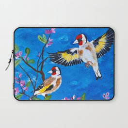 Goldfinches Laptop Sleeve