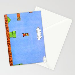 Super Mario Bros. Stationery Cards