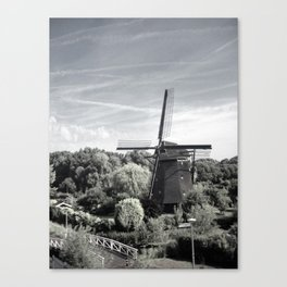 Winds Over Amsterdam Canvas Print