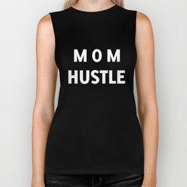 Women's Mom Hustle Hot Mom Shirt Best Mom Shirts Super Mom T-shirt Biker Tank