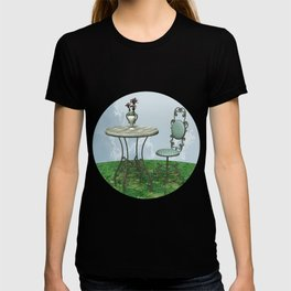 Vintage Table and Chair T-shirt