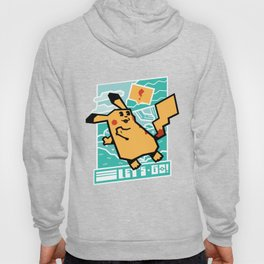 Let's Go Electric Tail Hoody