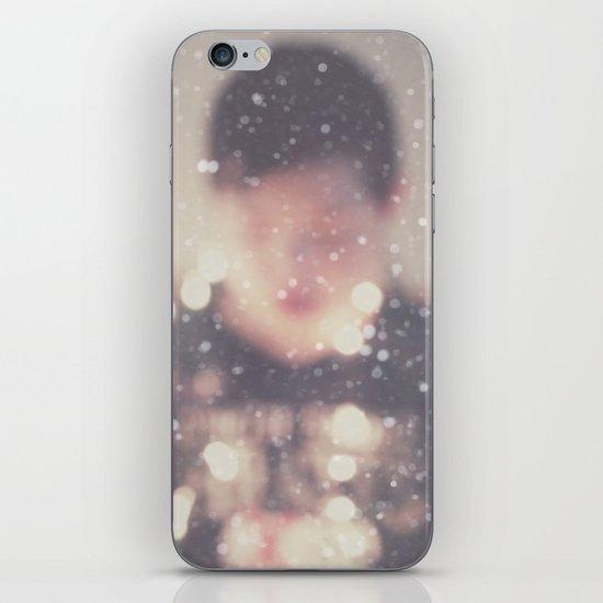 wonderment iPhone & iPod Skin