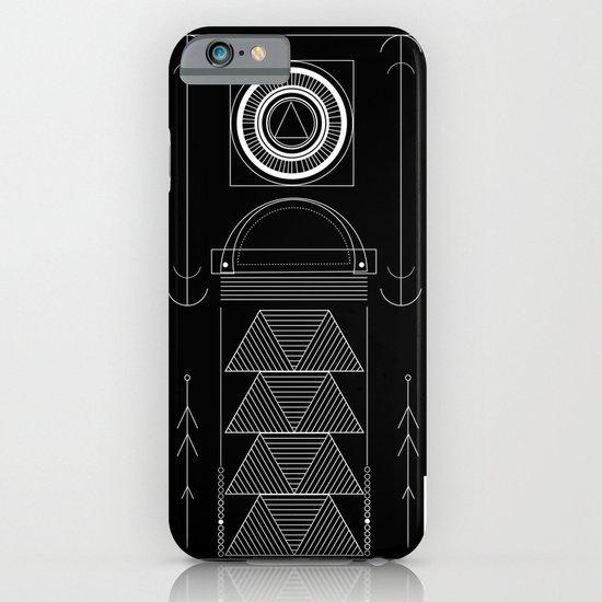 circuit iPhone & iPod Case